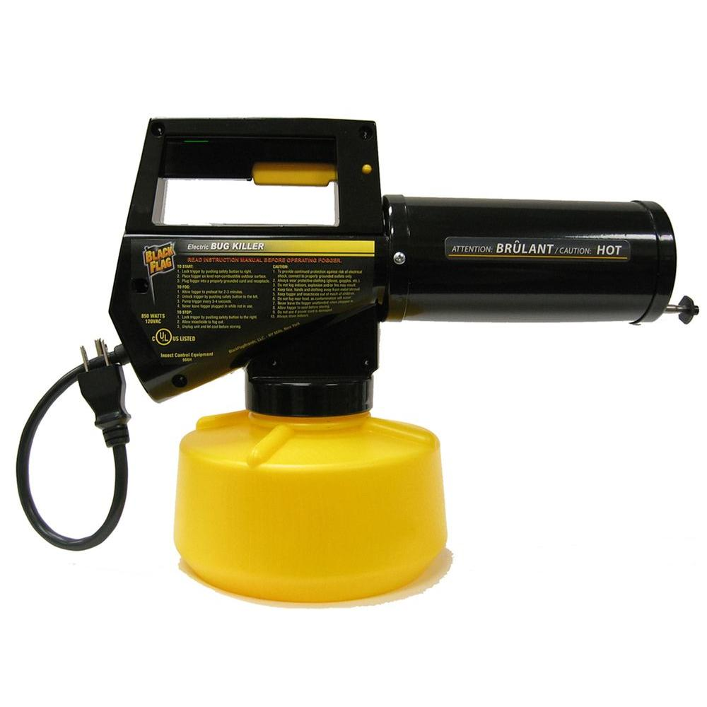 Backyard Mosquito Fogger: Black Flag Electric Outdoor Insect Fogger, Mosquito